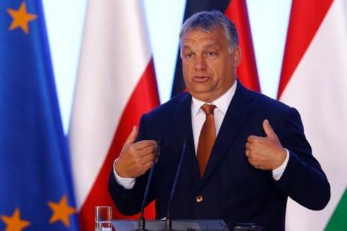 Hungary's Prime Minister Viktor Orban on August 26, 2016 [Reuters/Kacper Pempel]