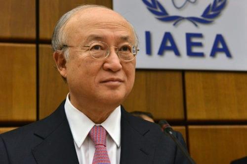 IAEA Director General Yukiya Amano [IAEA Imagebank/Flickr]