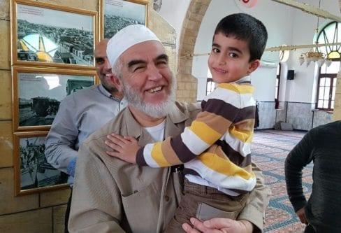 Image of Sheikh Raed Salah