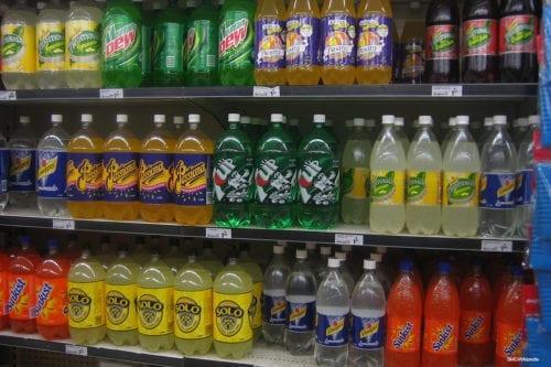 Image of soft drinks [SMC/Wikipedia]