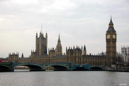 Image of UK parliament [Storem/Flickr]