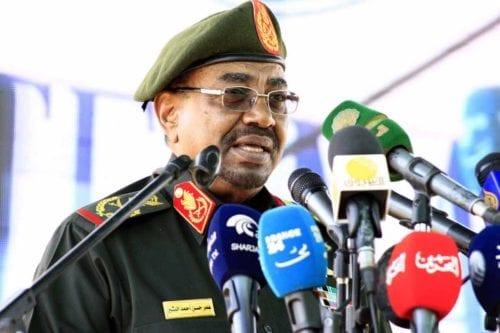 Sudanese President Omar Hassan Ahmad al-Bashir [Ebrahim Hamid/Anadolu Agency]