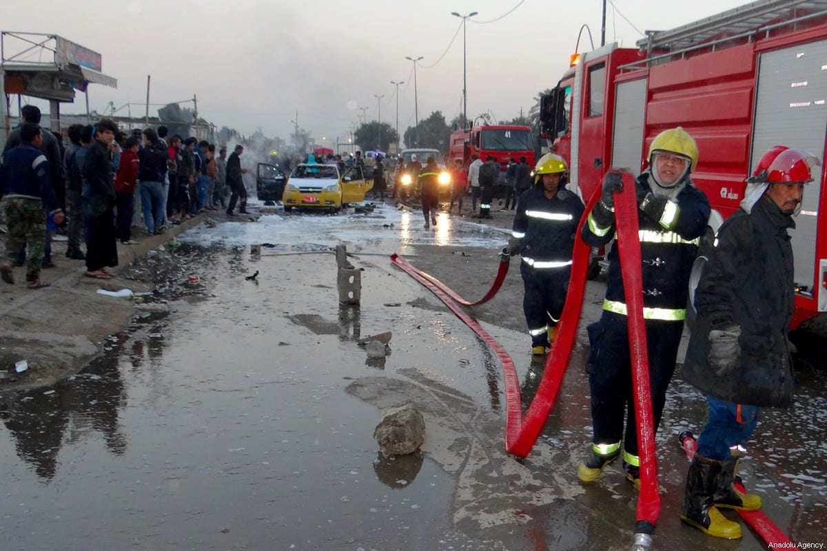 Baghdad rocked by third deadly vehicle  bomb in as many days