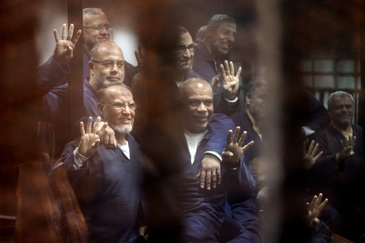 Egypt opposition slams death penalties against Brotherhood