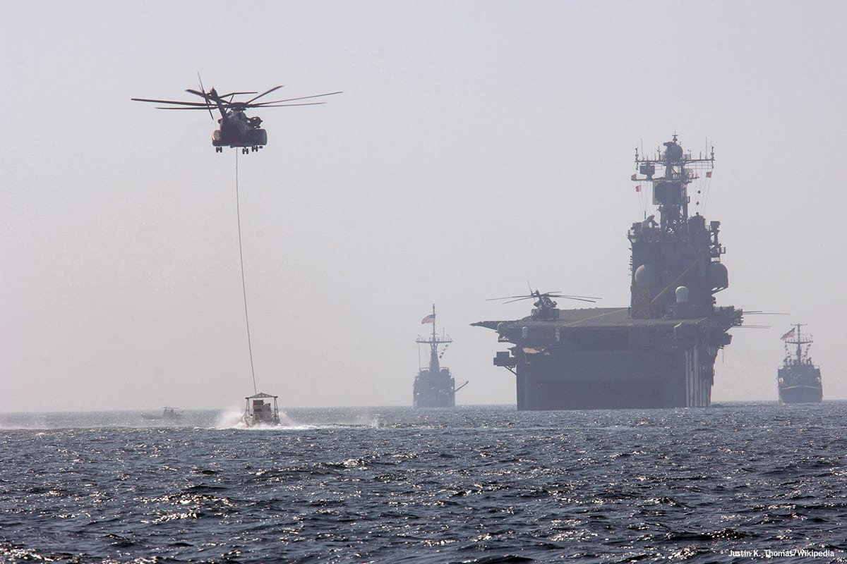 US Navy warship [Justin K. Thomas/Wikipedia]