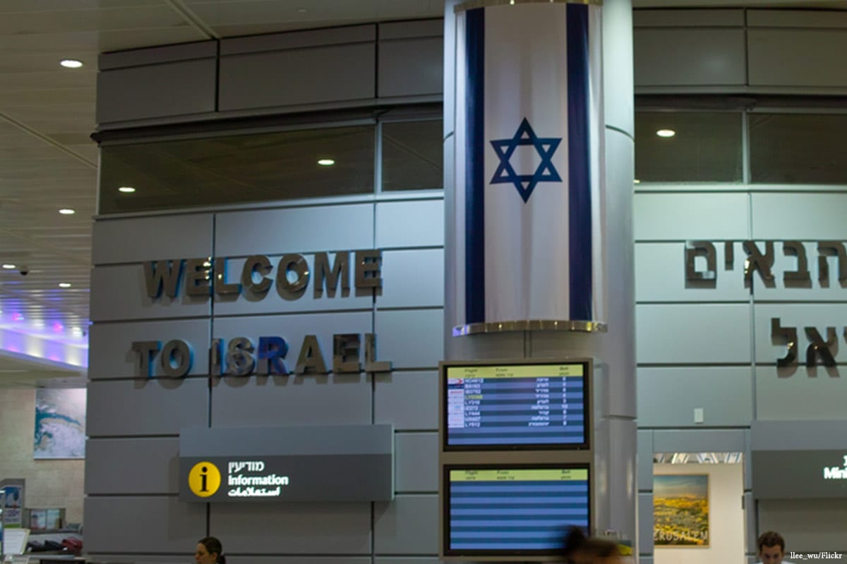 Image of Ben Gurion International Airport in Israel [lleewu/Flickr]