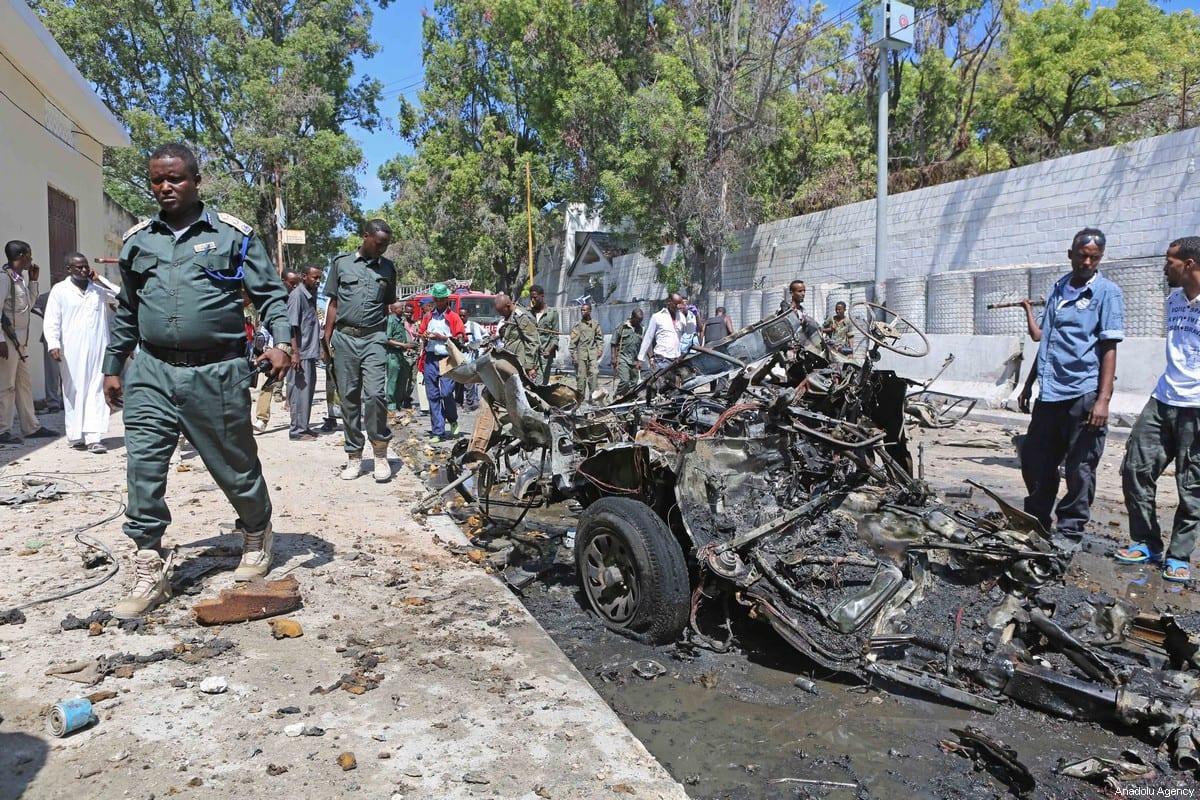 S Car Bombing