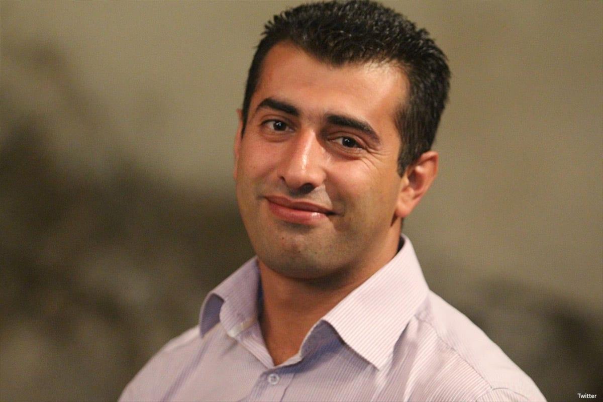 Mahmoud Nawajaa, the General Coordinator of the BDS movement, Mahmoud Nawajaa [Twitter]