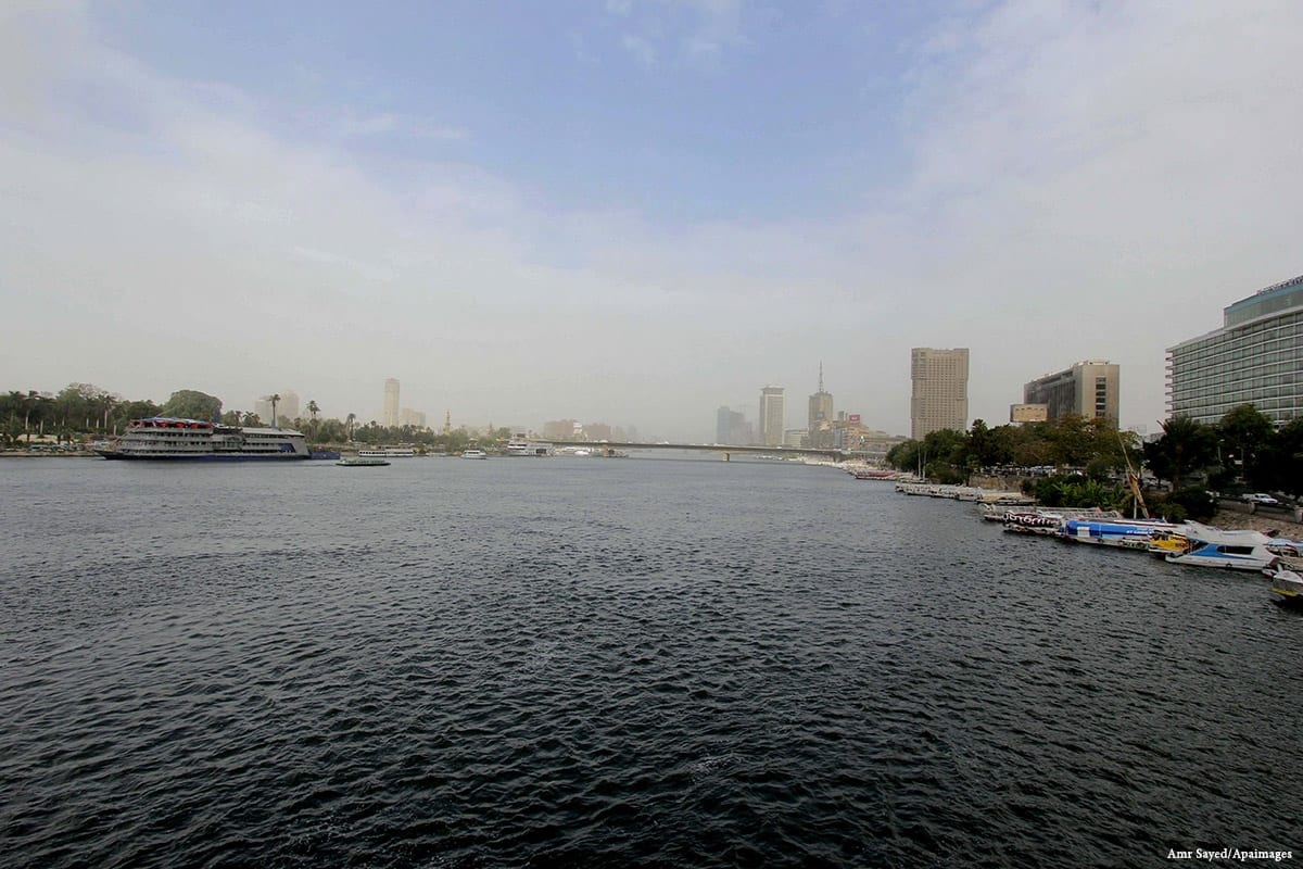 Image of the river Nile [Amr Sayed/Apaimages]
