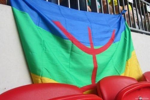 Amazigh Berber flag [Bakrim2000/Twitter]