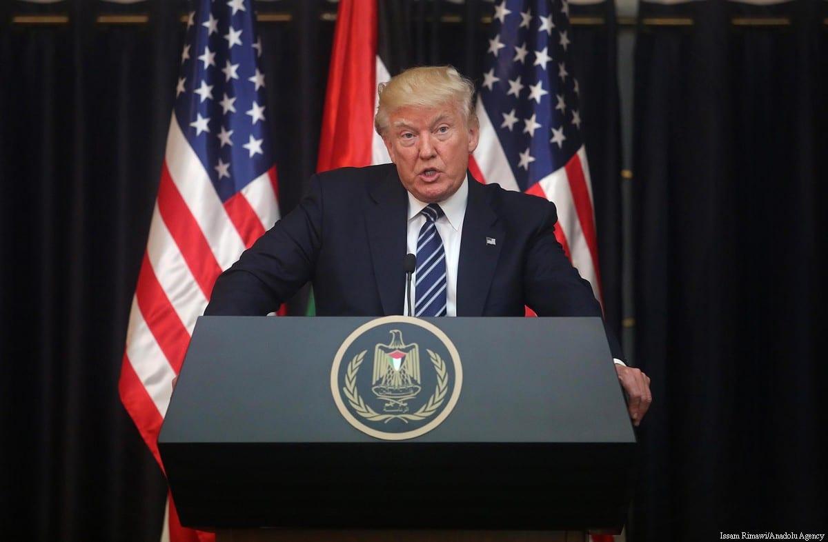 Trump Asia Tour End Return Date