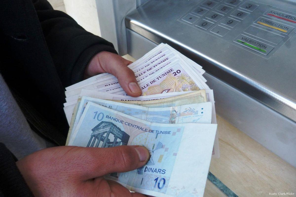 Image of Tunisian dinars [Rusty Clark/Flickr]