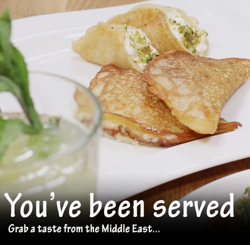 Recipes from the Middle East
