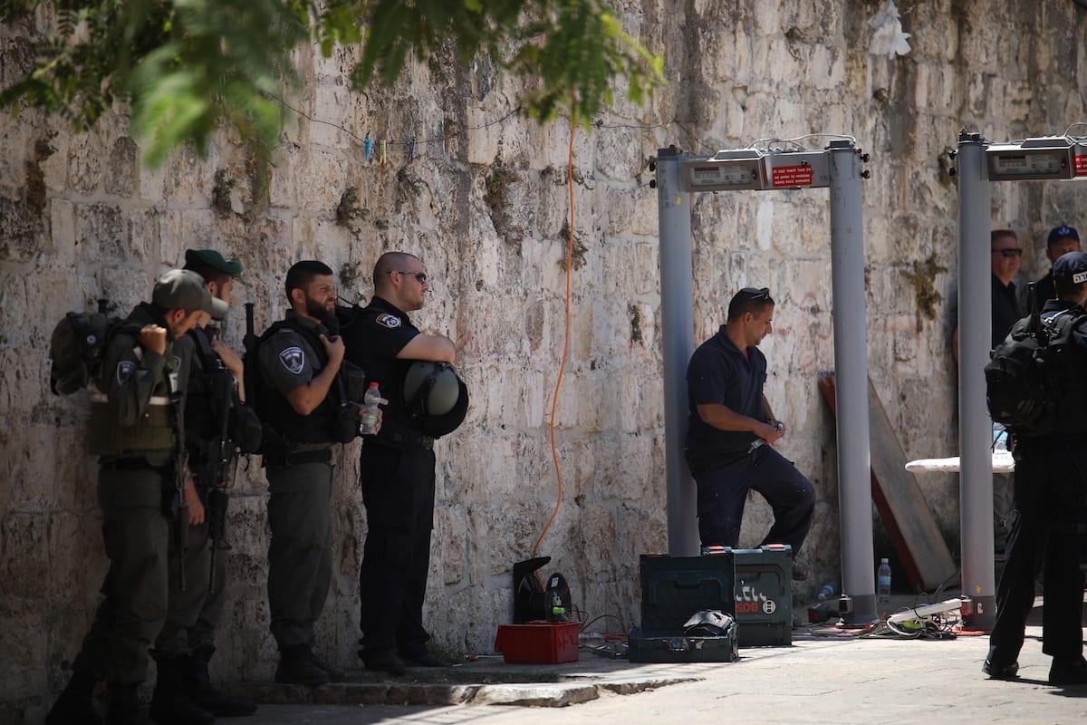 Jew Detector: Outrage As Israel Closes Access To Al-Aqsa Mosque