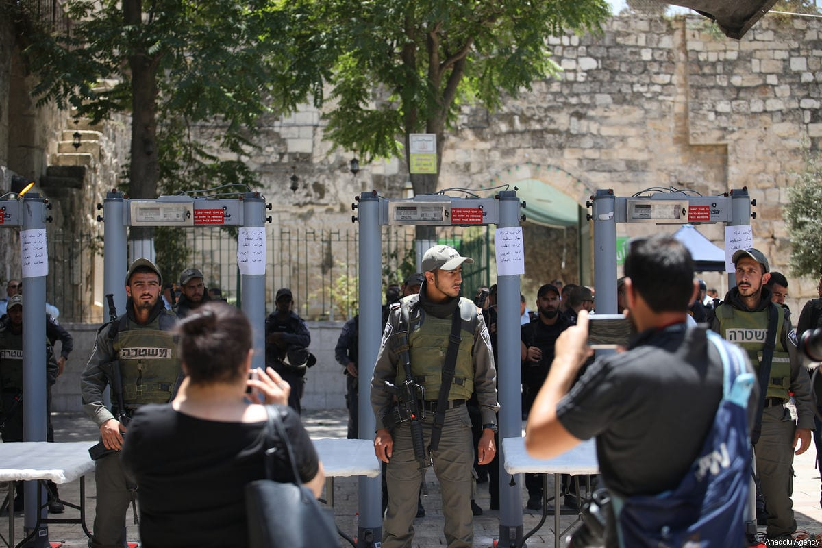 Jew Detector: Israel Reopens Jerusalem's Noble Sanctuary After Deadly