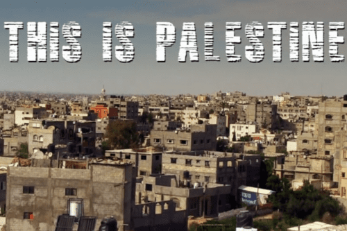 'This Is Palestine' follows the journey of Riverdance founder John McColgan through the West Bank and Gaza.