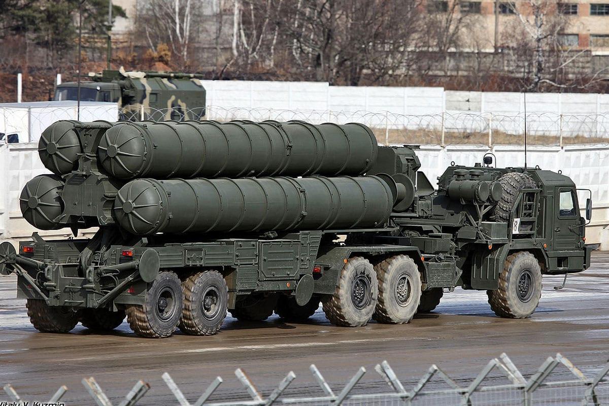 Erdogan: Turkey won't give up on Russia's S-400