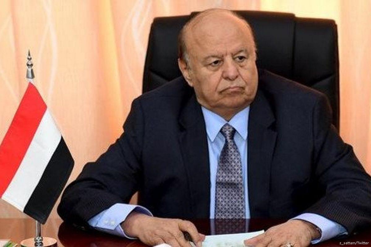 Abd Rabbuh Mansur Hadi, President of Yemen [z_sattam/Twitter]