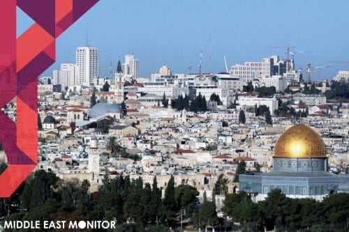 Jerusalem: Legalising the Occupation - MEMO Conference