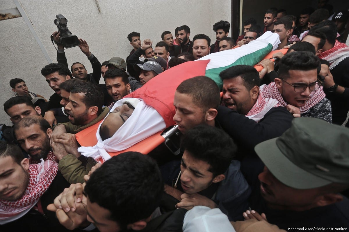 Palestinian Child Dies From A Serious Injury Suffered Friday