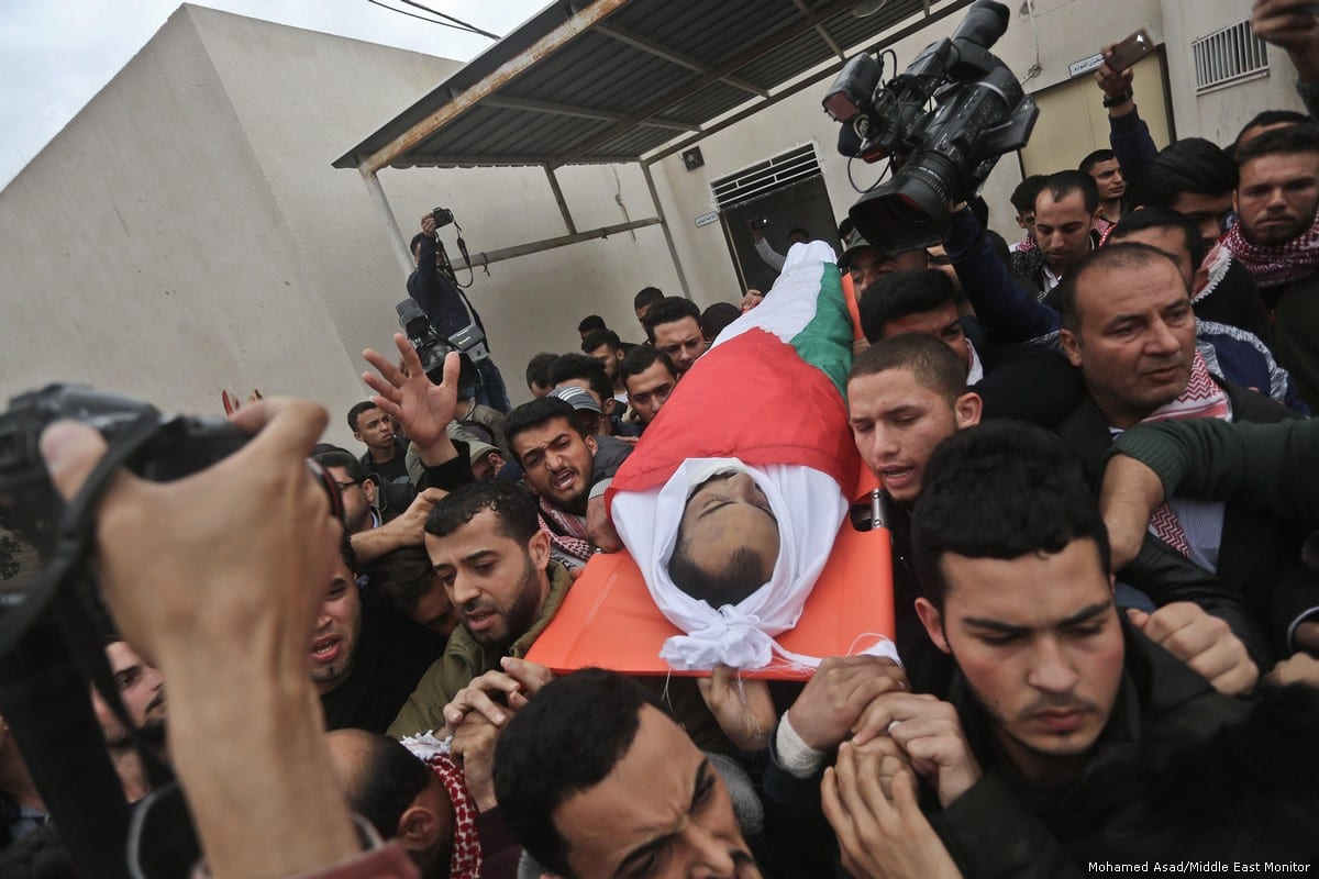 Israeli forces martyr three more Palestinians