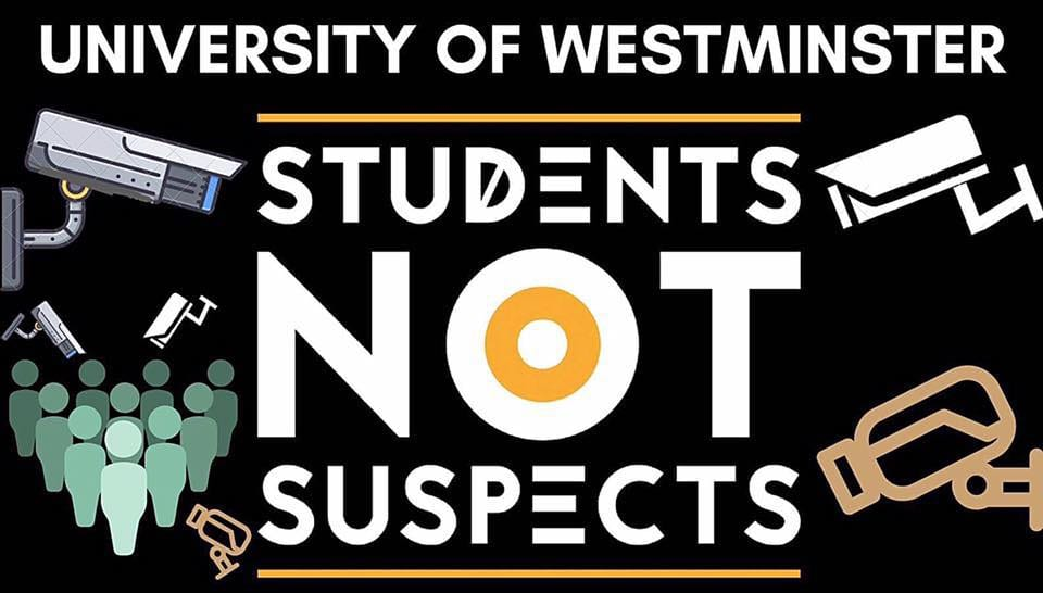Students Not Suspects - UK students against Prevent