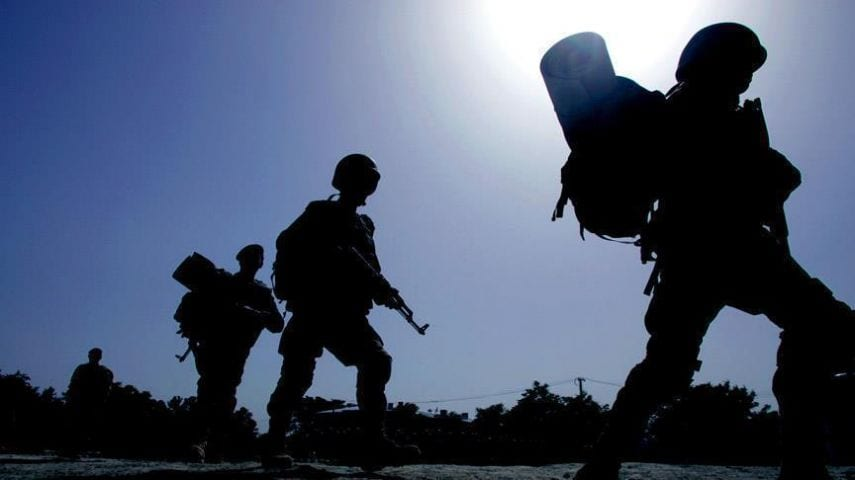 Algerian security forces