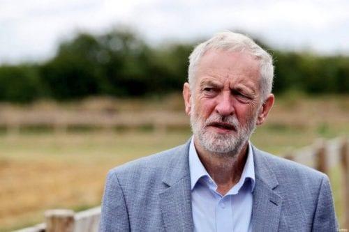 Labour Party leader Jeremy Corbyn [Twitter]