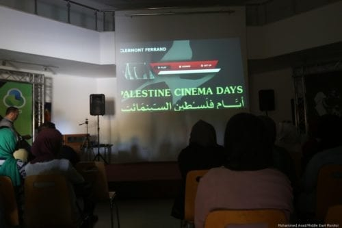 The festival is showcasing 60 films, 22 of which are competing in the coveted Sunbird Award [Mohammed Asad/Middle East Monitor]