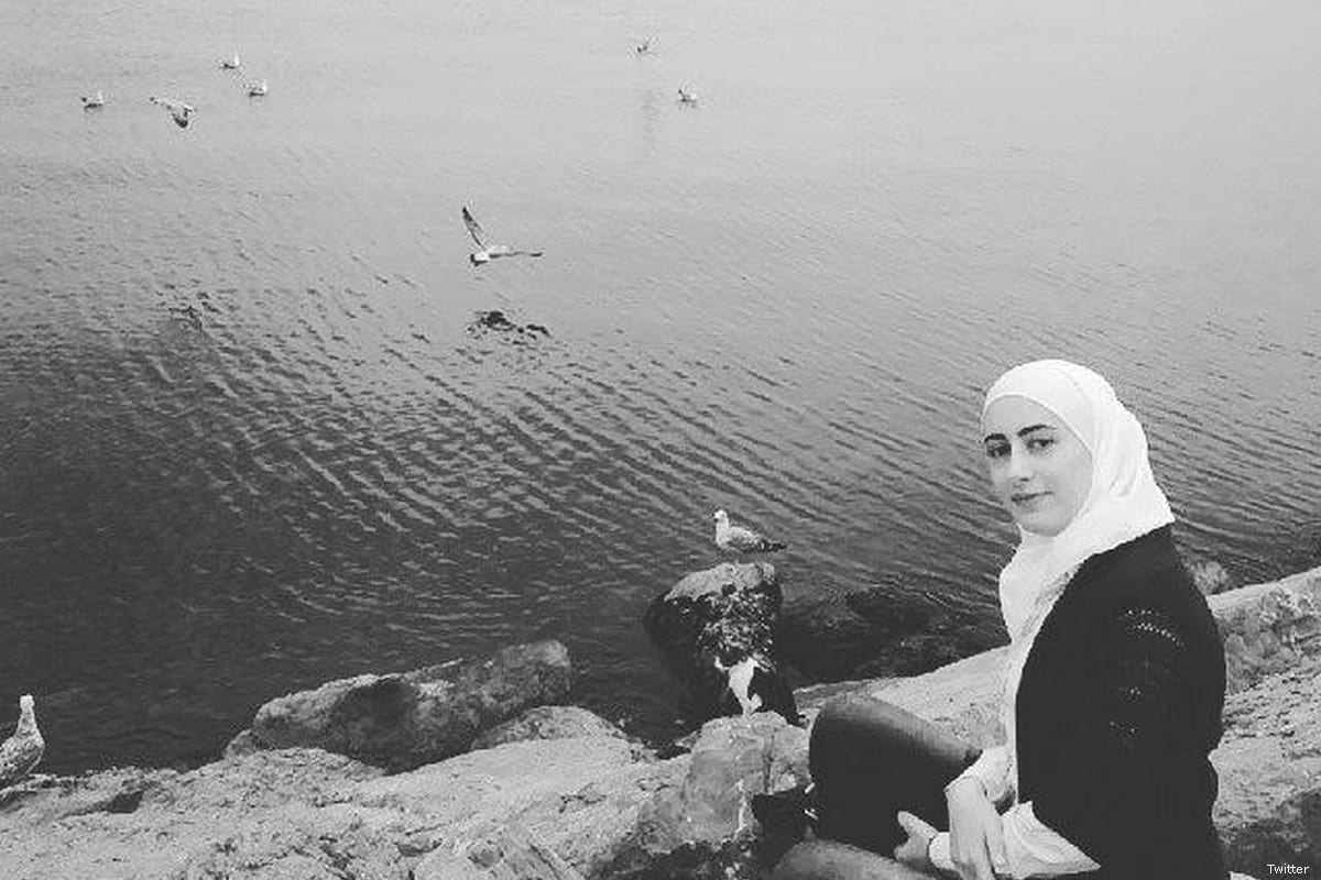 Syrian-American activist Layla Shweikani who was tortured to death by intelligence services in Syria