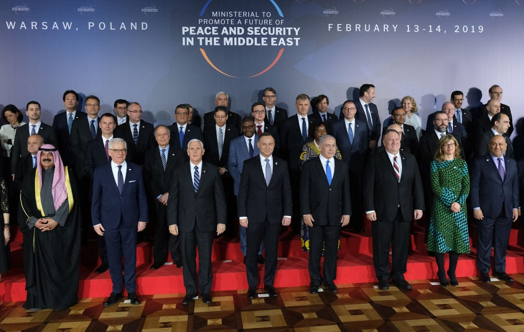 Warsaw Summit normalisers besiege Al-Aqsa