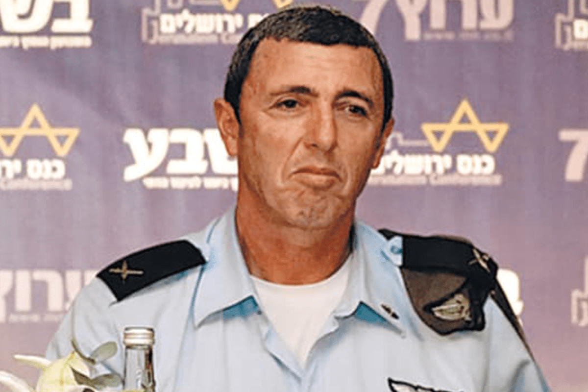 Rafi Peretz, a 63-year-old former chief rabbi of the Israeli army, new appointed IsraRafael 'Rafi' Peretz, the former chief rabbi of the Israeli army, and current Israeli Education Minister [Twitter]eli Education Minister [Twitter]