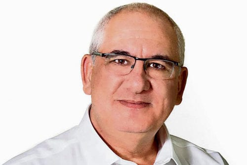 Yitzhak Farhi, an Israeli citizen, is to stand in the upcoming presidential election in Guatemala [Twitter]