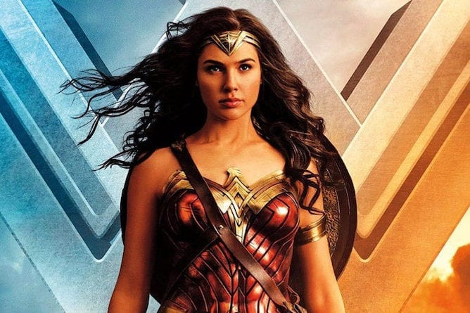 Israeli actress Gal Gadot as Wonder Woman [Flickr]