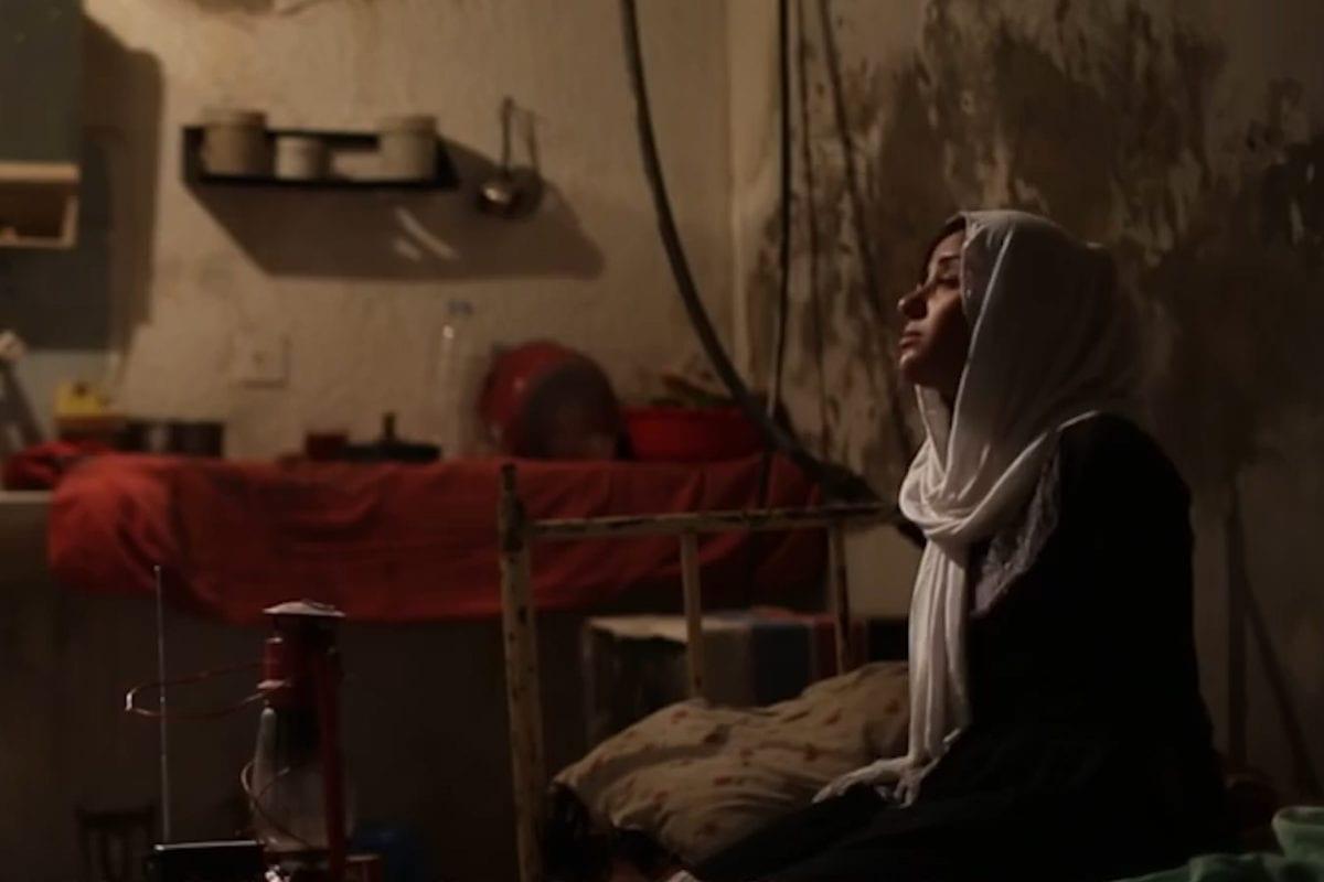 Palestinian director: 'Everyone is a slave in Gaza'