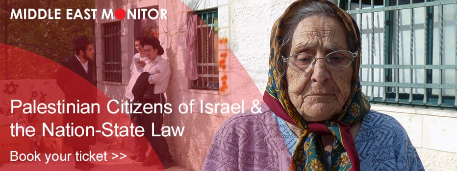 Present Absentees: Palestinian Citizens of Israel and the Nation-State Law