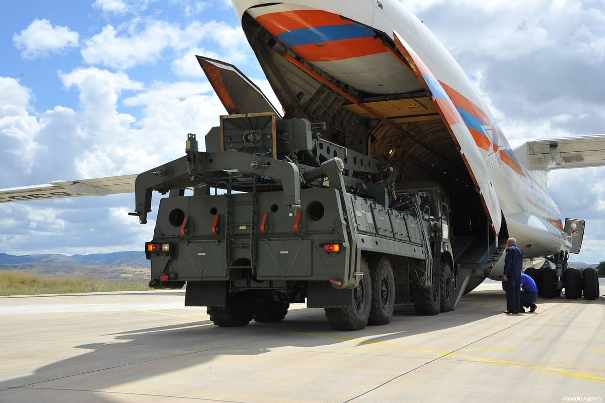 USA imposes sanctions on Turkey over purchase of Russian air defence system