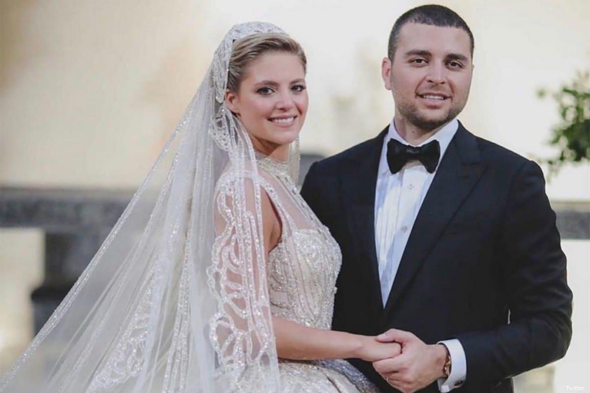 Elie Saab Jr. and Christina Mourad