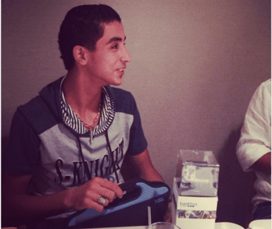 Ahmad Abu Namous