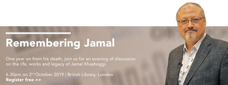Remembering Jamal - One year on
