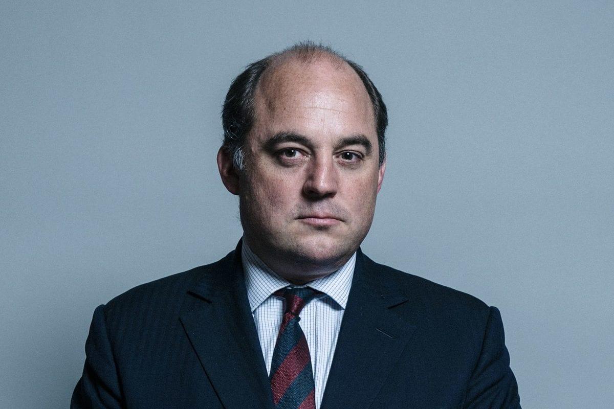 Ben Wallace, Boris Johnson's Defence Secretary [Wikipedia]