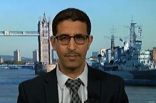 Salah Al-Noud of Yemen's Southern Transitional Council [Youtube]