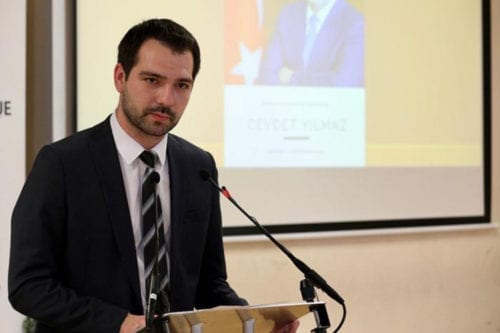 Abdurrahim Boynukalin, former deputy minister of Ankara and a member of parliament for Istanbul