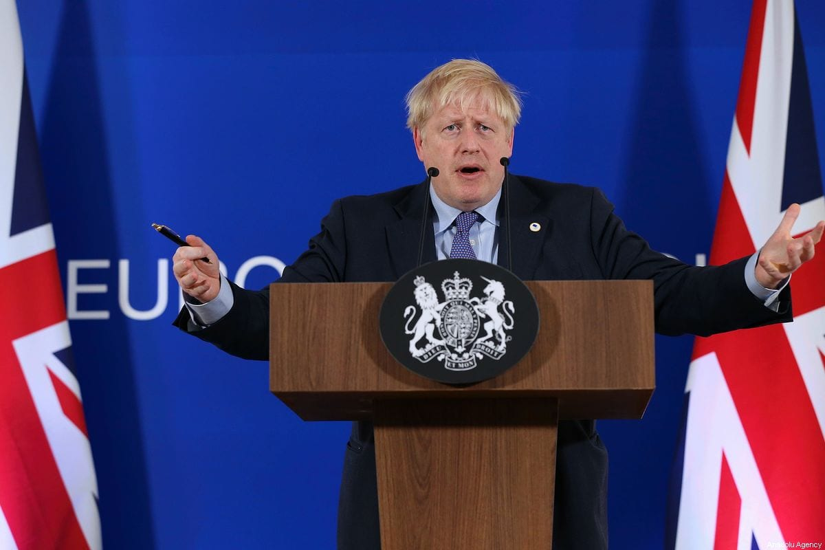 Israel lawmakers gush over Johnson victory as UK minorities brace for more racism