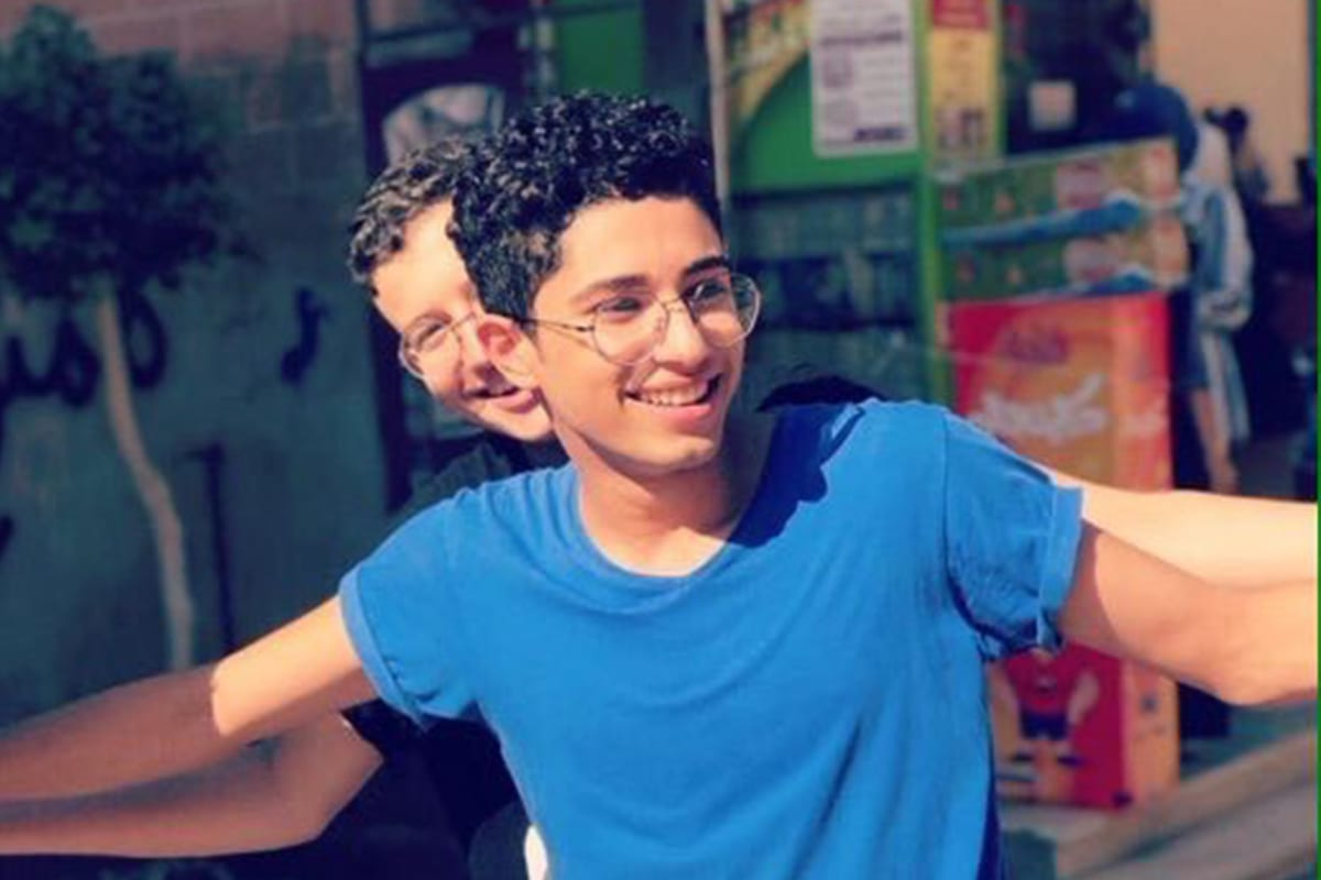 18-year-old high school student Mahmoud El-Banna was killed after protecting a teenage girl from sexual harassment [Twitter]