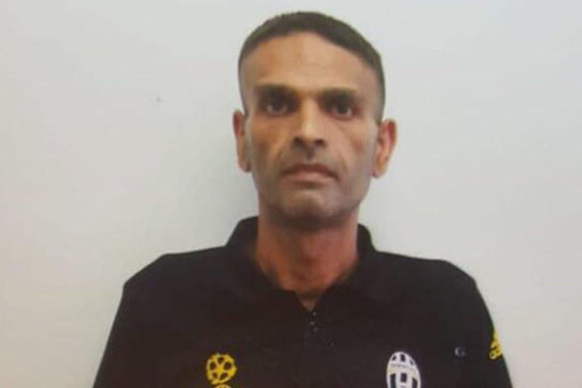 Palestinian political prisoner Sami Abu Diak, 19 November 2019 [Twitter]