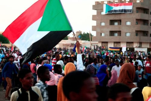 Sudanese families organized a protest against Emirati company, accusing it of signing contracts with their children and sending them to fight in Yemen and Libya – Getty