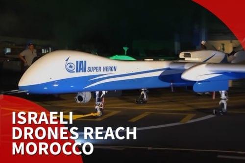"""Bildergebnis für Morocco-Israel $48m arms deal"""""""