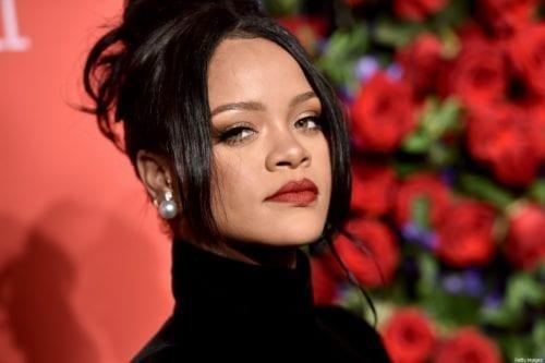 Globally renowned superstar Rihanna in New York, US on 12 September 2019 [Steven Ferdman/Getty Images]