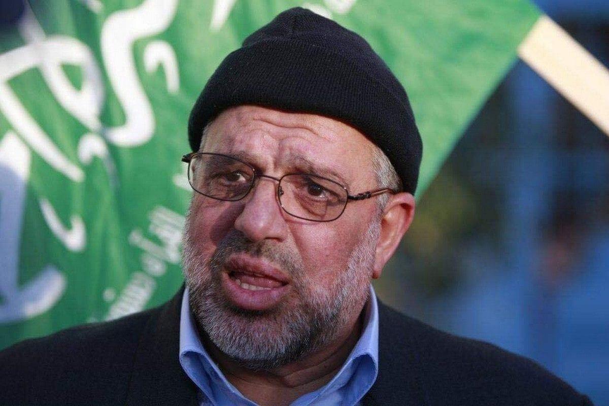 Hamas MP Hassan Yousef [Twitter]